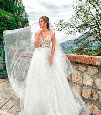 свадебное платье модель Венера