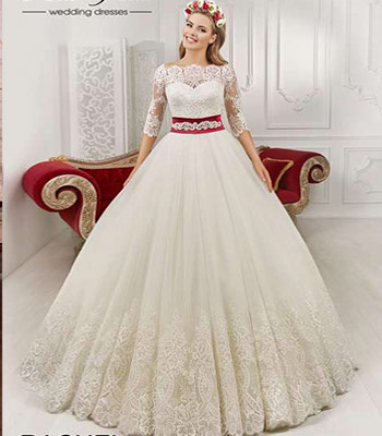 лодочка свадебное платье