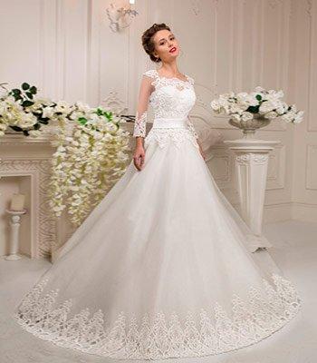 свадебное платья лидия