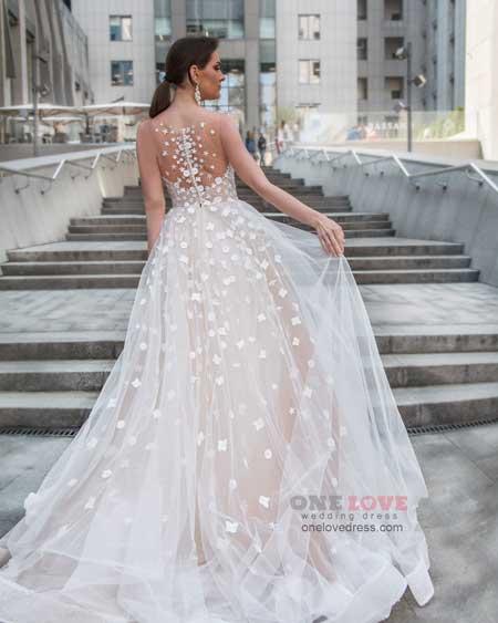 свадебное платье Берта