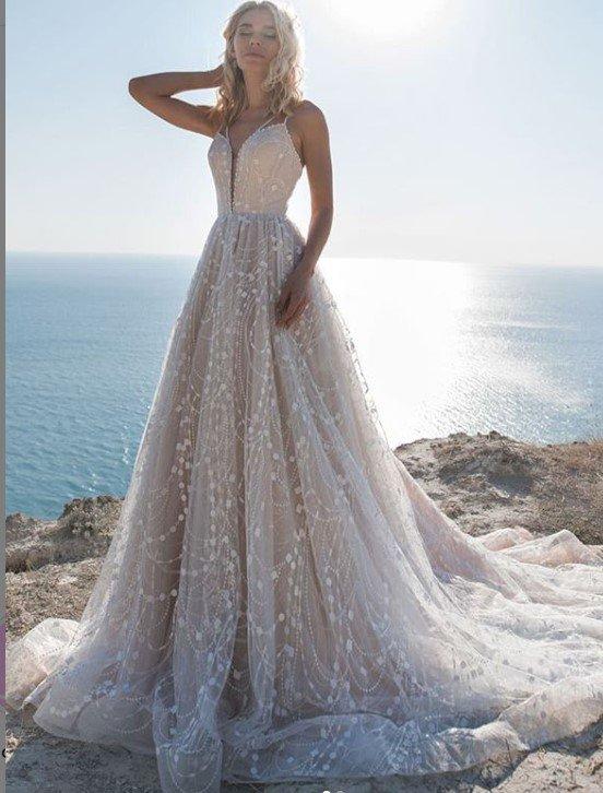 свадебное платье Анны Кузнецовы
