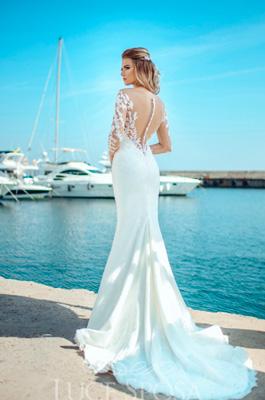 луче споса свадебное платье