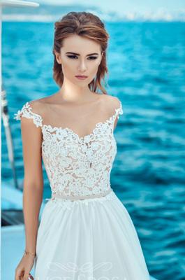 свадебное платье для свадьбы на остравах