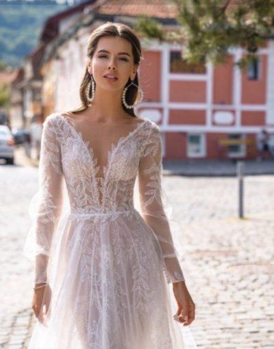 свадебеные платья киев