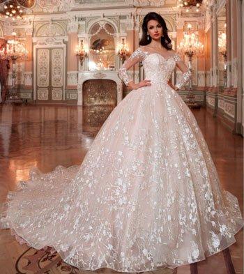 2b124b98c281649 Свадебное платье модель 199