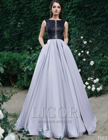 вечернее платье Висария