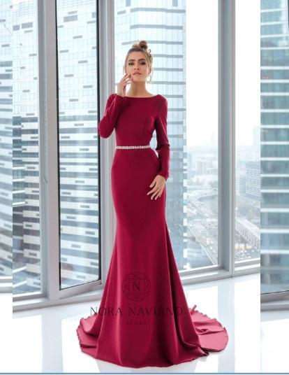 вечернее платье обтягивающее