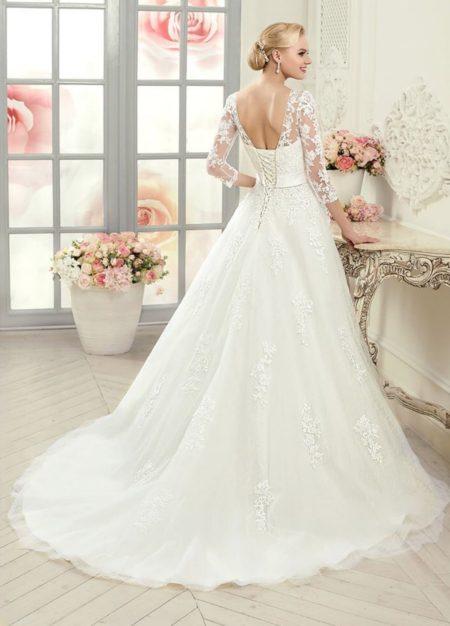 свадебное платья невиблу