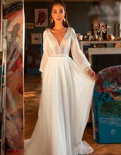 Свадебное платье модель 207