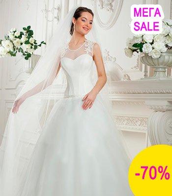 свадебное платье модель 112