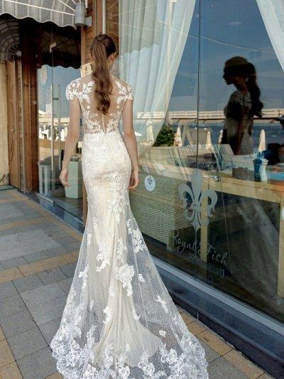 платье свадебное киев