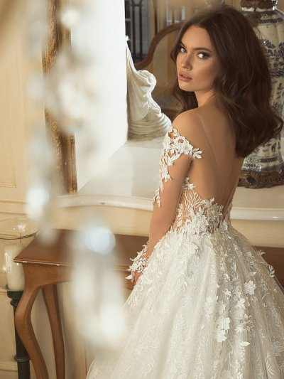 свадебные платья 2021