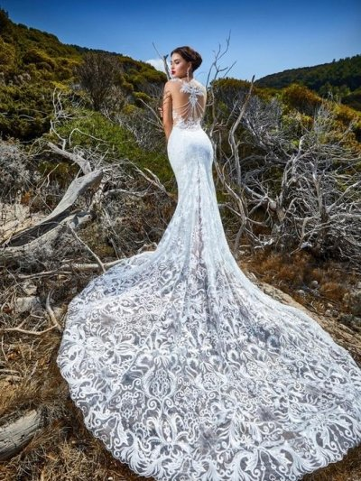 свадебное платье украина