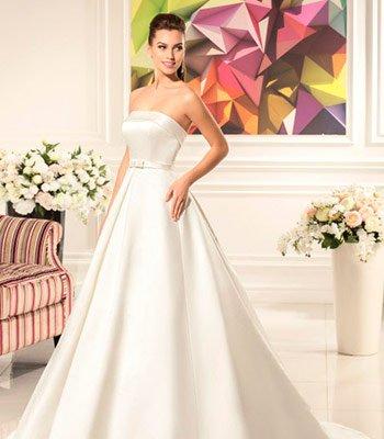 свадебное платье модель 113