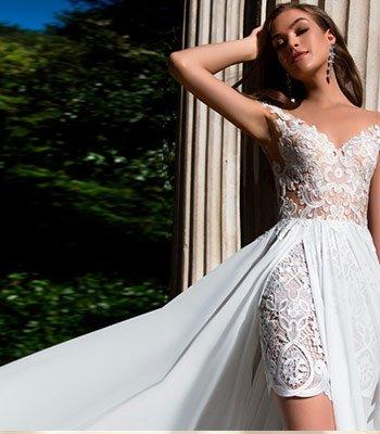 свадебное платье модель 116