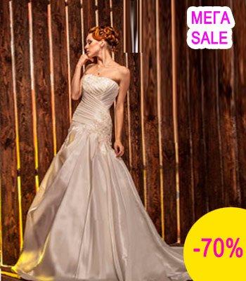 свадебное платье модель 118