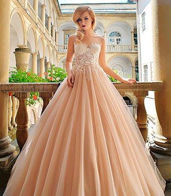 свадебное платье модель 119