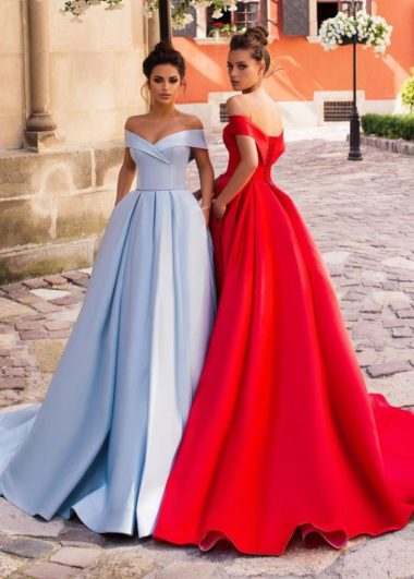 Выпускное платье модель 57