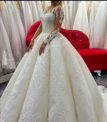 свадебное платье модель 120