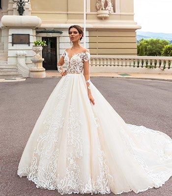 Свадебное платье модель 102