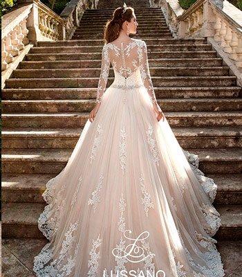 свадебное платье модель 153