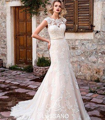 свадебное платье модель 155
