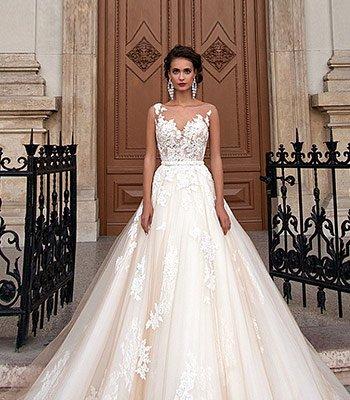 свадебное платье модель 158