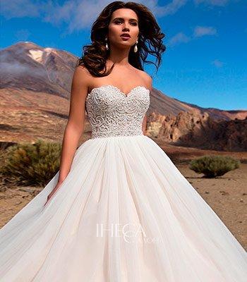 Свадебное платье модель 167