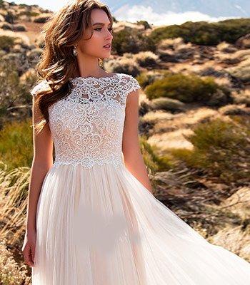 свадебное платье модель 170