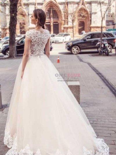 свадебное платье модель 149
