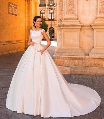 свадебное платье модель 171