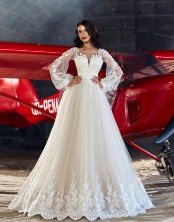 Свадебное платье модель 199
