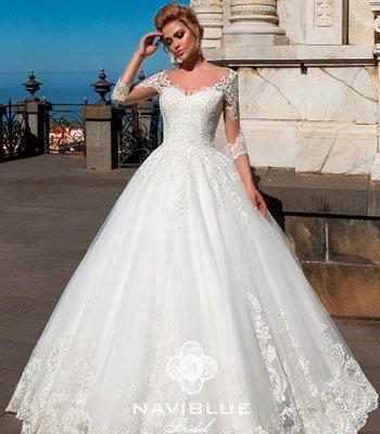 свадебное платье модель 174