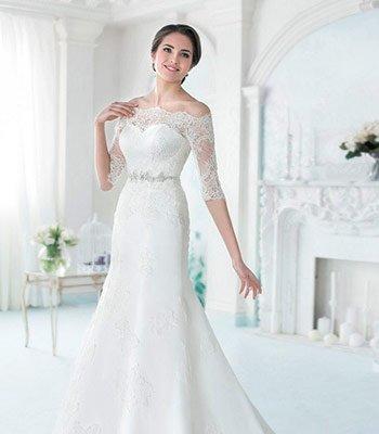 свадебное платье модель 107