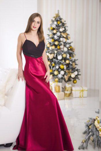 Вечернее платье модель 5