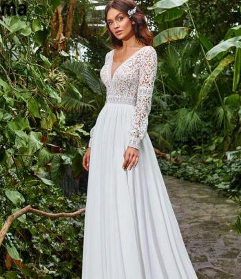 свадебное платье модель 186