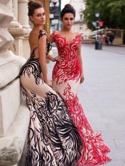 Вечернее платье модель 22