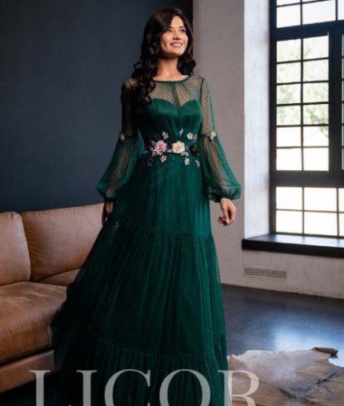 Вечернее платье модель 49