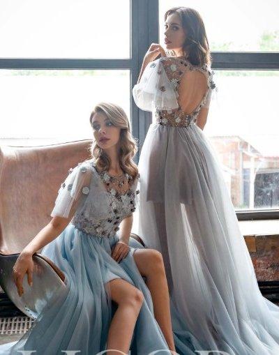 Вечернее платье модель 51