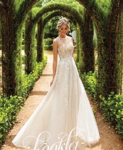 свадебное платье с красивой спинкой салон венера