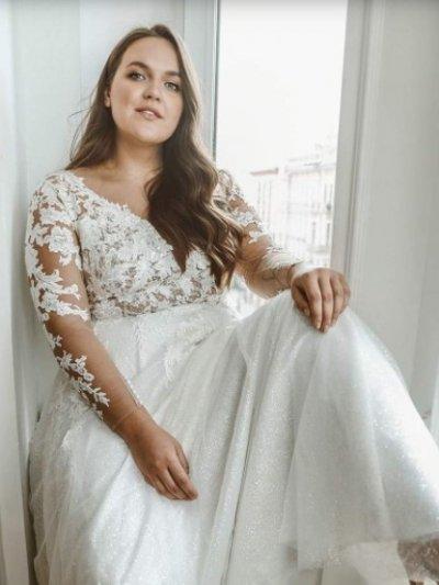 свадебное платье модель 137