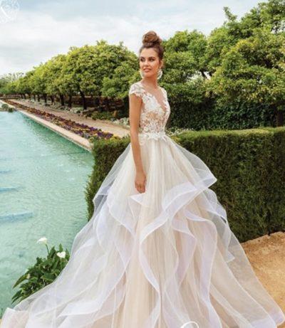 свадебное платье модель 176