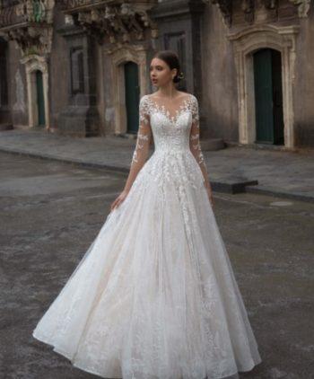 Свадебное платье модель 225