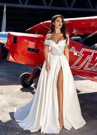 свадебное платье модель 180