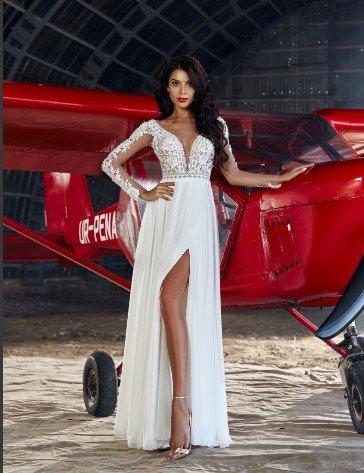 Свадебное платье модель 201