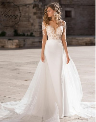 Свадебное платье модель 195