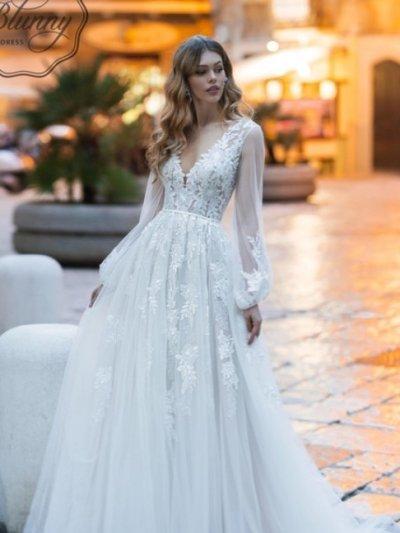 Свадебное платье модель 211