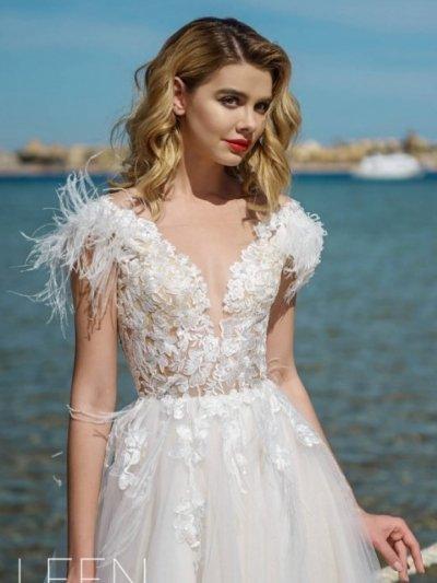 свадебное платье модель 191