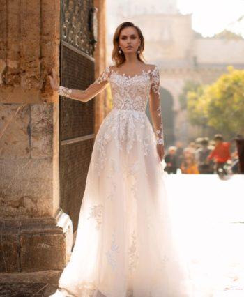 Свадебное платье модель 222