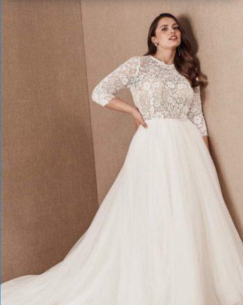 Свадебное платье модель 156